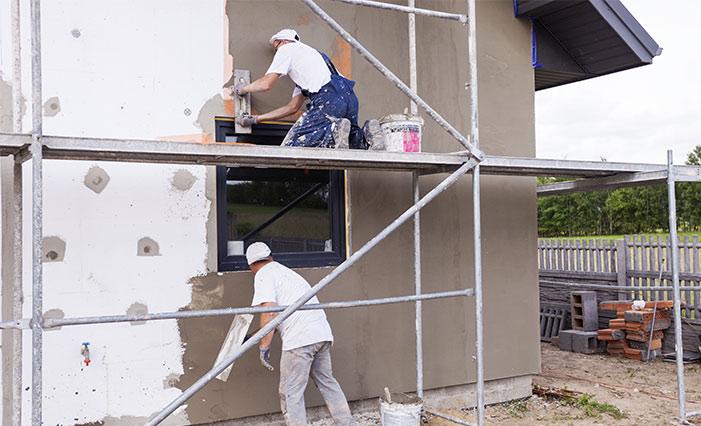 façade rénovation